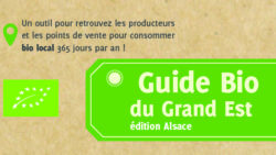 Préparation du Guide Bio en Grand Est – édition ALSACE !