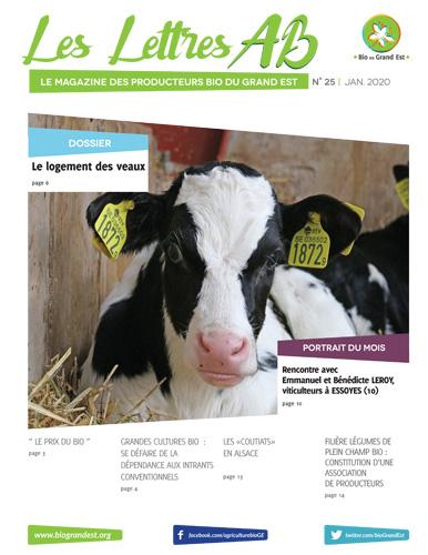 Lettres AB n°25 – jan. 2020