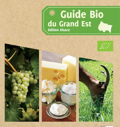 Guide Bio Alsace : enfin disponible !