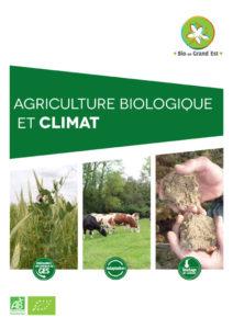 Plaquette bio et climat