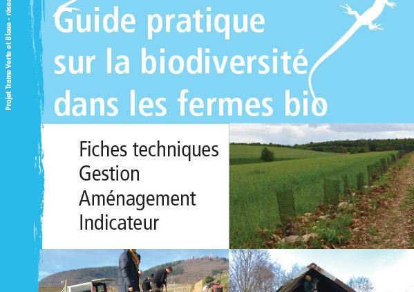 Un nouveau guide pratique sur la biodiversité dans les fermes bio