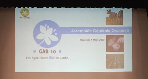 Renaissance du GAB 10