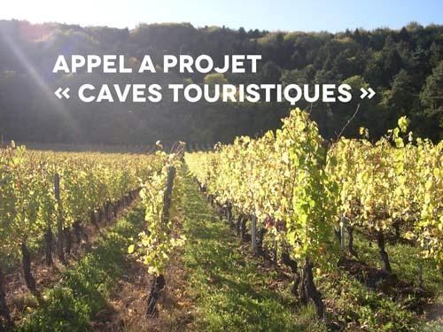 Appel à Projet Régional «Caves touristiques»