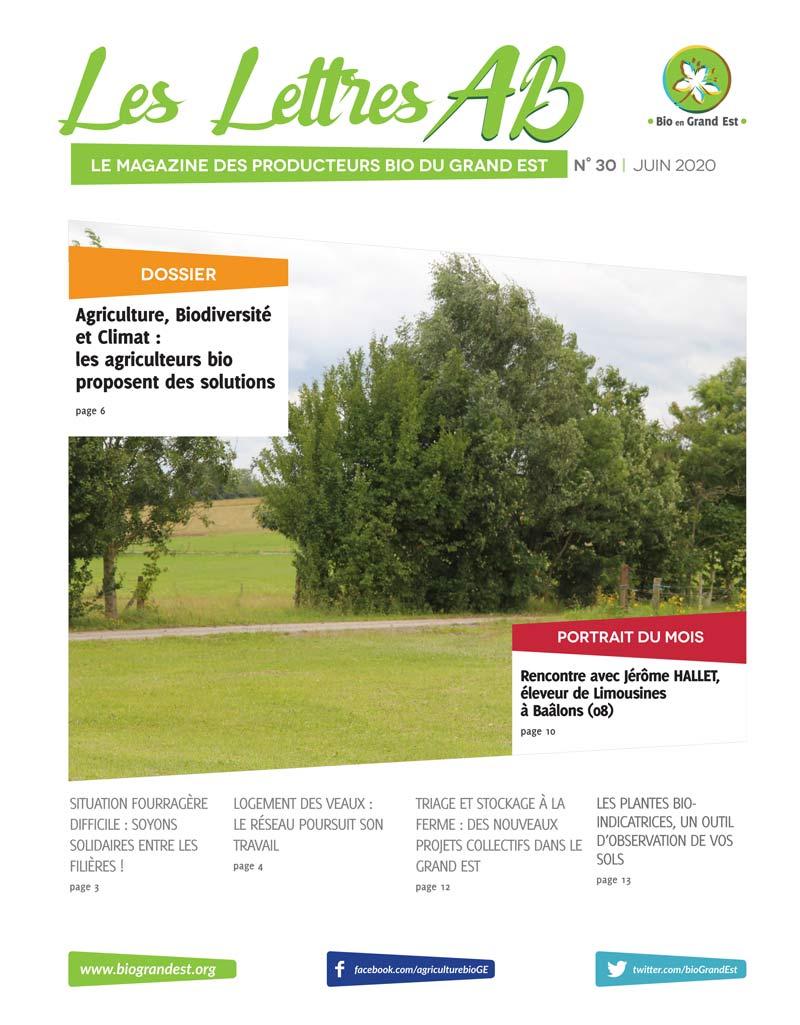 Lettres AB n°30 – juin2020