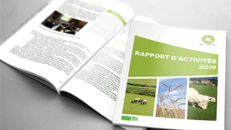 Le rapport d'activités 2019 de Bio en Grand Est vient de paraître