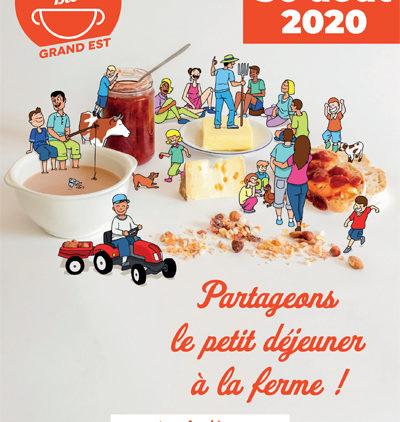 Fête du lait 2020 dans les Vosges – Hennezel