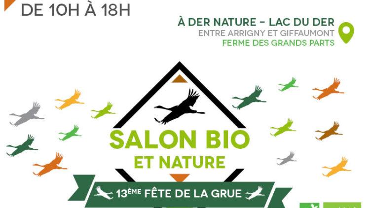Salon Bio et Nature au lac du Der 2020