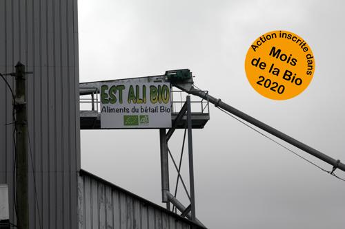 Reporté : S'approvisionner en aliment bio et local pour ses volailles et vendre ses oeufs en groupement de producteurs 100% bio