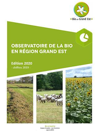 3000 fermes bio en Grand Est