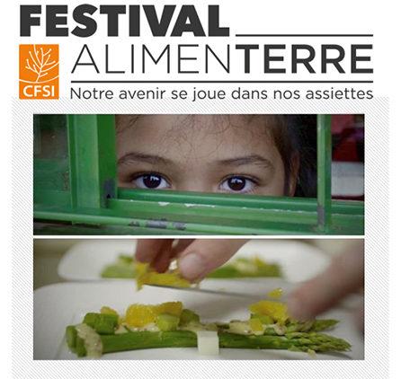 Ciné-débat «Recettes pour un monde meilleur» – Festival Alimenterre