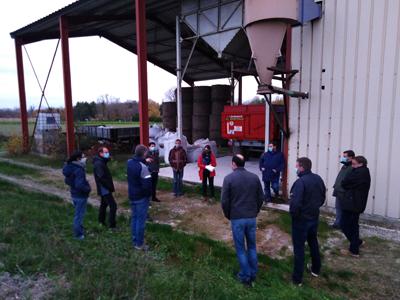 Bio en Grand Est vous accompagne pour le triage, séchage et stockage à la ferme.