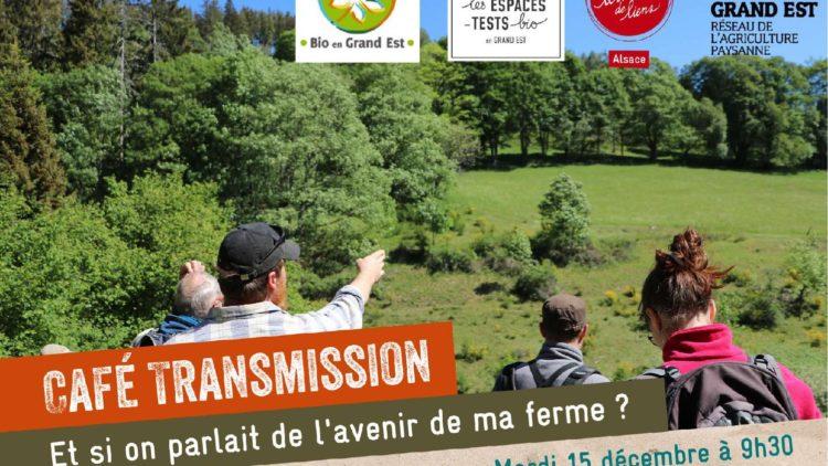 Café-Transmission en Visio, le 15 décembre 2020
