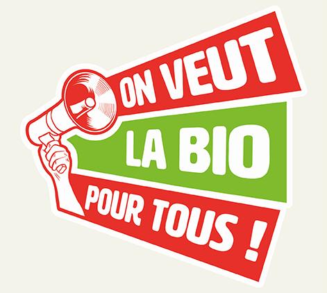 « On veut la bio pour tous » Les agriculteur-rice-s bio en appellent au soutien des citoyen-nes