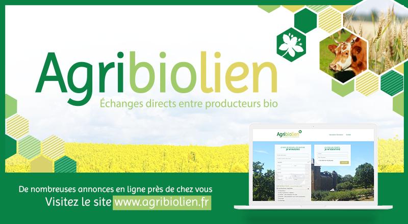 Agribiolien : la plateforme des petites annonces des producteurs bio