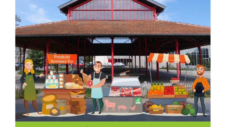 NOUVEAU: L'Autre Marché, un nouveau marché de producteurs 100% bio locaux à Nancy