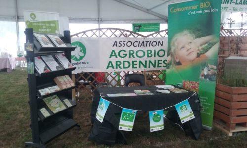 Foire de Sedan 2021 : Venez rencontrer l'association des producteurs bio des Ardennes