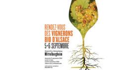Rendez-vous des vignerons bio d'Alsace 2021