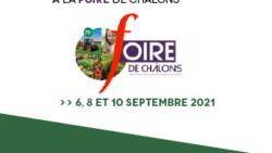 Bio en Grand Est à la 75ème Foire de Châlons-en-Champagne