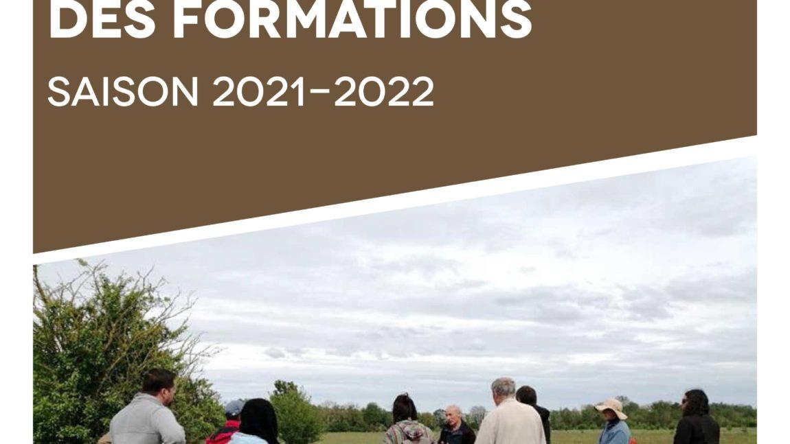 Nouvelles formations proposées par Bio en Grand Est