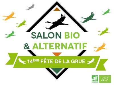 Salon Bio et Alternatif de la Fête de la Grue 2021